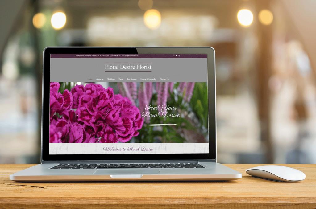 Floral Desire Flower Shop, Bishops Stortford